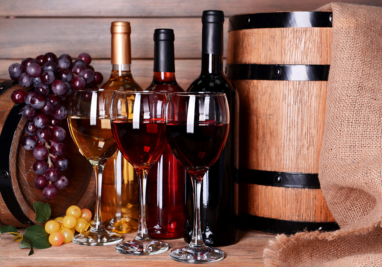 Wine tasting dinner at Countryman's Pleasure restaurant in Rutland, VT