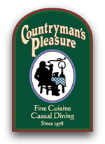Countryman's Pleasure Restaurant Logo