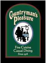 Countryman's Pleasure Restaurant Logo